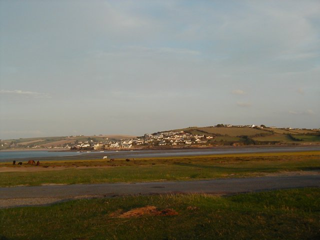West Appledore viewed from Northam Burrows